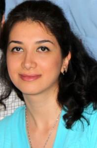 Congrats to Nazanin