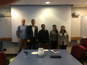 Congratulations to Mehdi Piltan for the successful completion of his Ph.D!