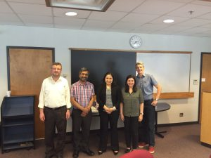 Congratulations to Claudia Cambero for her successful Ph.D. defense!