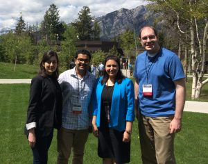 IERG at the 2016 CORS Conference in Banff