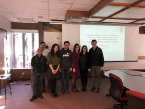 Congratulations to Shaghayegh Akhtari on the successful defense of her doctoral dissertation!